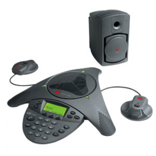Polycom SoundStation VTX 1000 - телефон для конференц-связи.