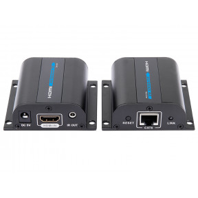 Lenkeng LKV372AE - Удлинитель HDMI, FullHD, CAT6, ...